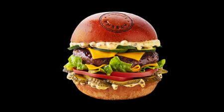 Бургер Chicago Bulls