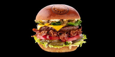 Обама Бургер